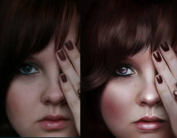 Painted Look Makeover