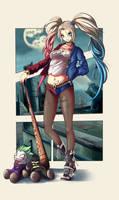 Harley Quinn ( Suicide Squad ) Fanart