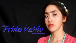 Frida Kahlo Look (tutorial)