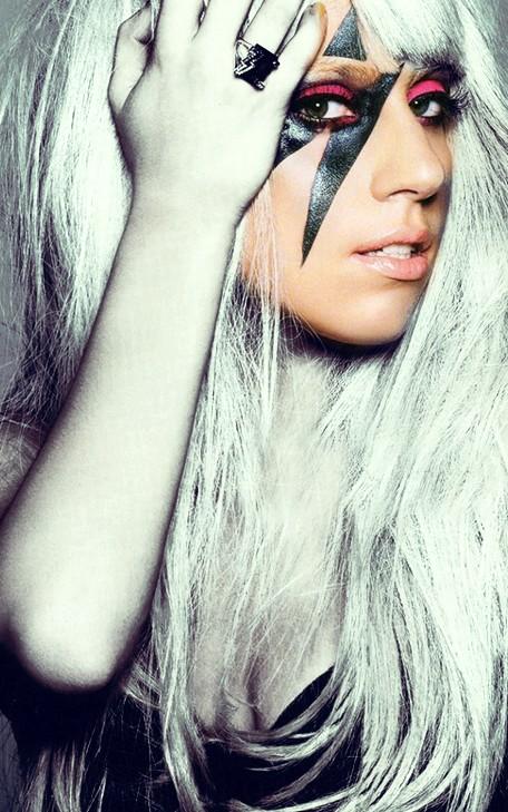 Lady GaGa by chocolate-juice