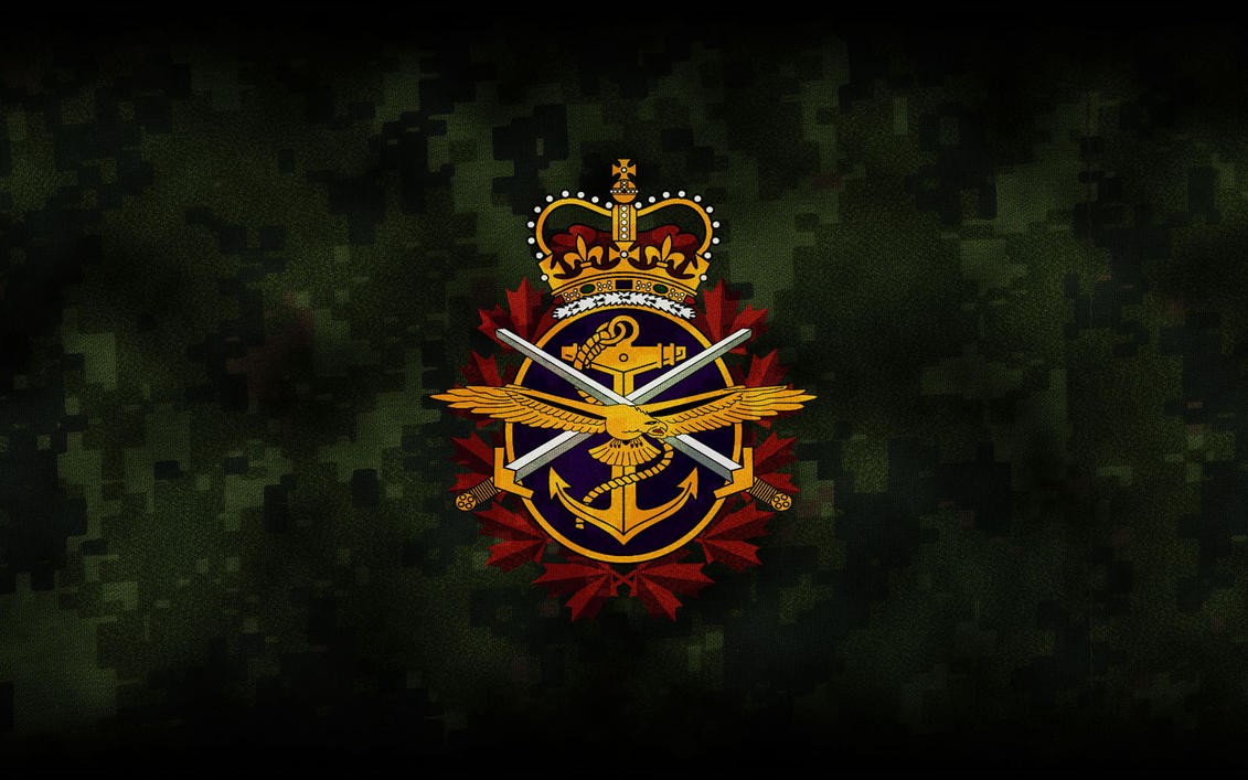 Canadian Forces Wallpaper By Ls Jebus On Deviantart