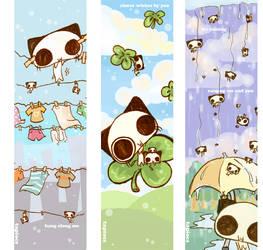 Tapiocs Bookmark Design by KimKTN