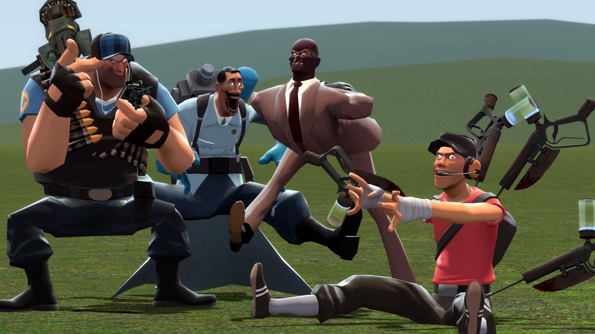 Video Game - Garry's Mod Wallpaper
