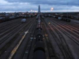 Trainyard dark