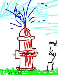 Hydrant by IvoryDrive