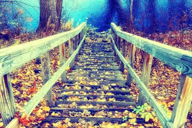 Watch your step by mstargazer