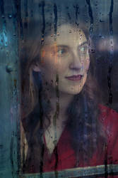 Rainy day contemplation