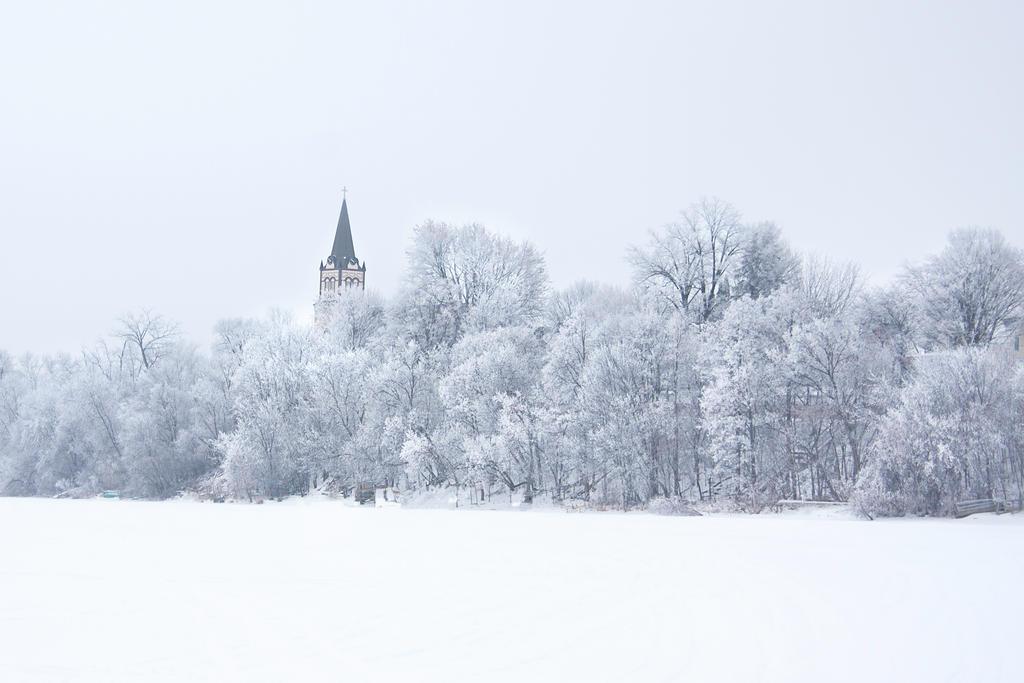 Holy Hoar frost