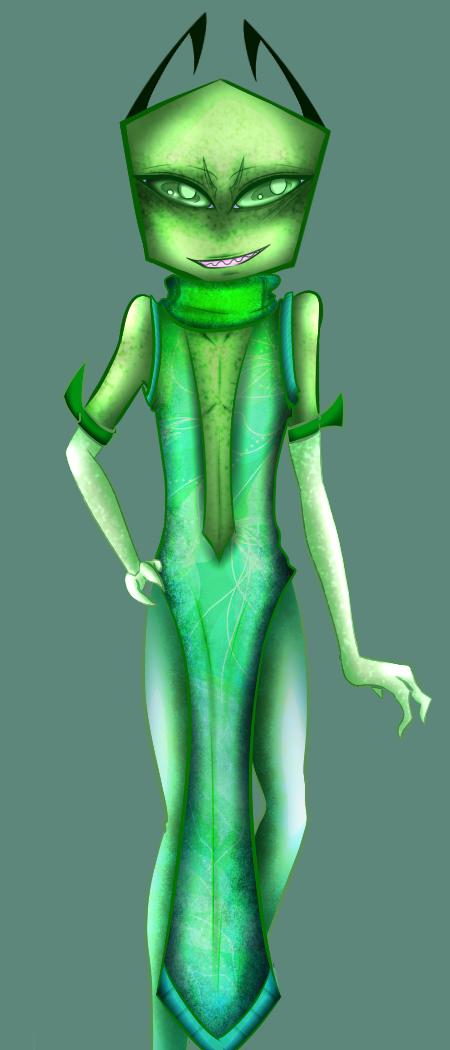 Xiv by Cyanea-Lamarckii