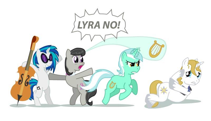 Lyra's rebuttal by gimpcowking