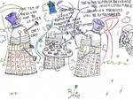 Daleks in Wonderland