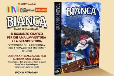 Bianca - Diario di una corsara_GRAPHIC NOVEL