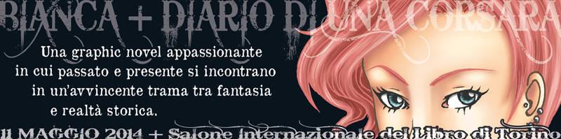 Bianca - Diario di una corsara_PROMOTION by vs-catonthemoon