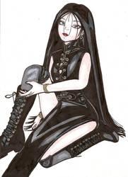 Free Sketch Destiny by Caledine