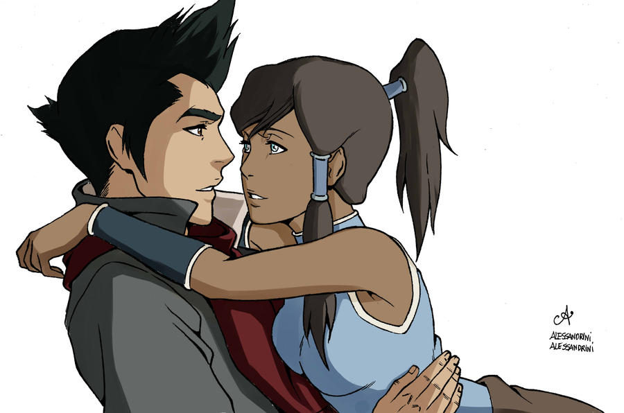 Makorra by Airlis on DeviantArt