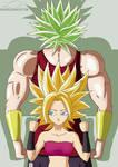 Caulifla and Kale