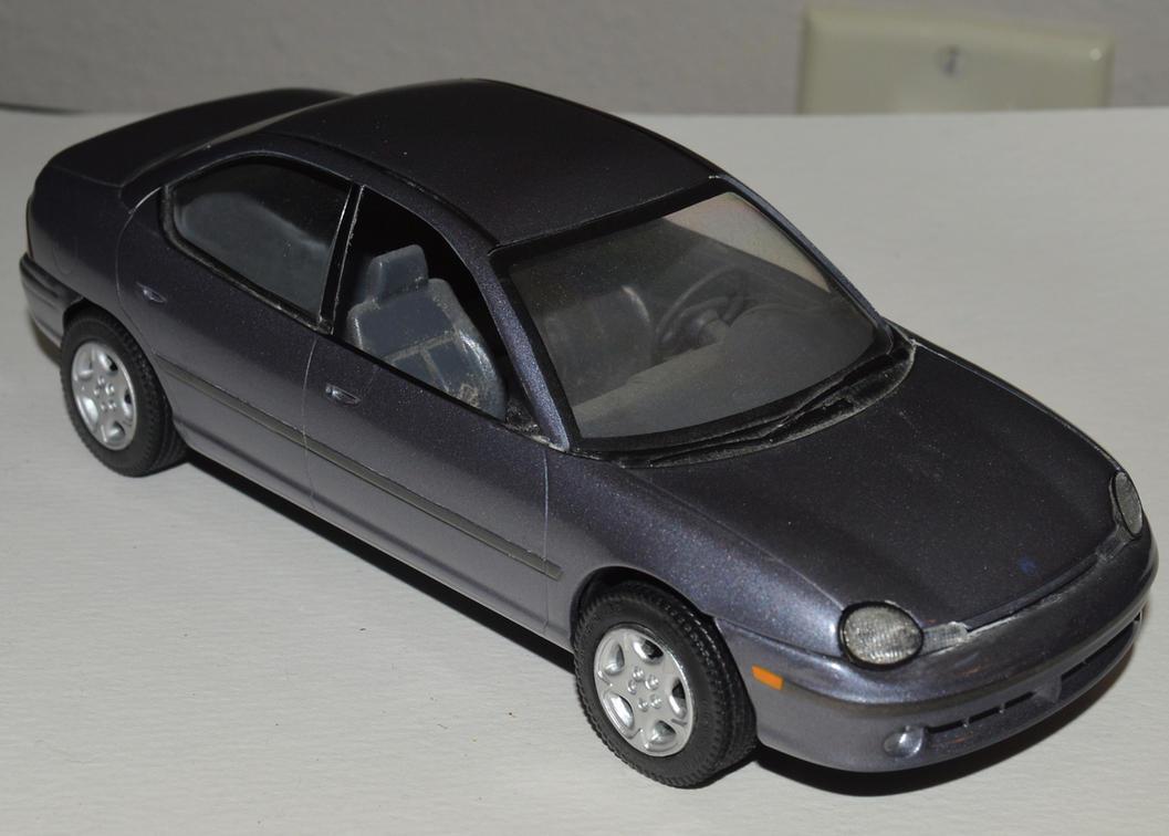 1995 Dodge Neon Sport Promo Model by humloch