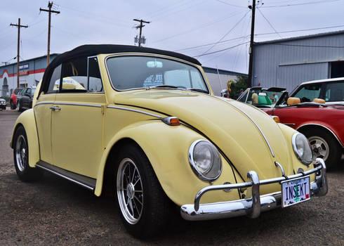 1964 Volkswagen Beetle Convertible (Restomod) 1