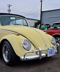 1964 Volkswagen Beetle Convertible (Restomod) 2