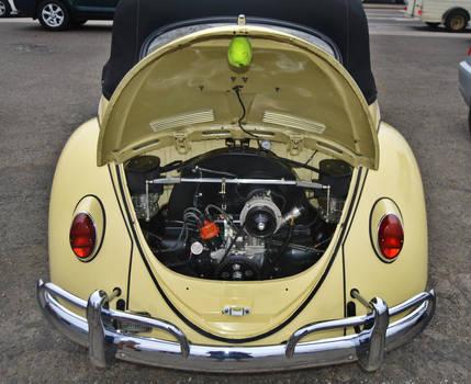1964 Volkswagen Beetle Convertible (Restomod) 6