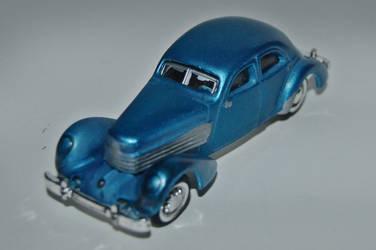 Custom Hot Wheels 1936 Cord 810 Beverly 11