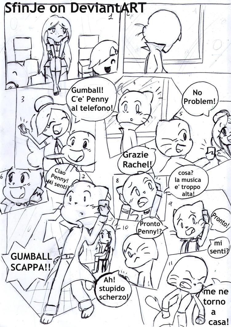 I'M HERE-comic- pg. 19 by SfinJe