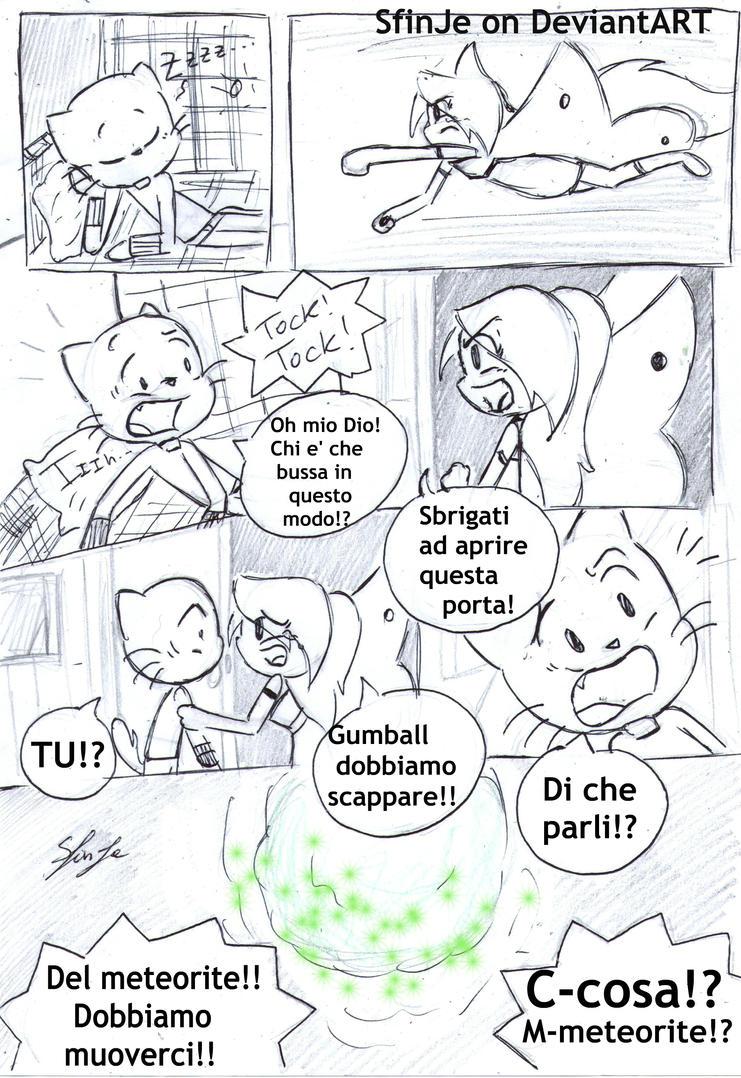 I'M HERE-comic- pg. 24 by SfinJe