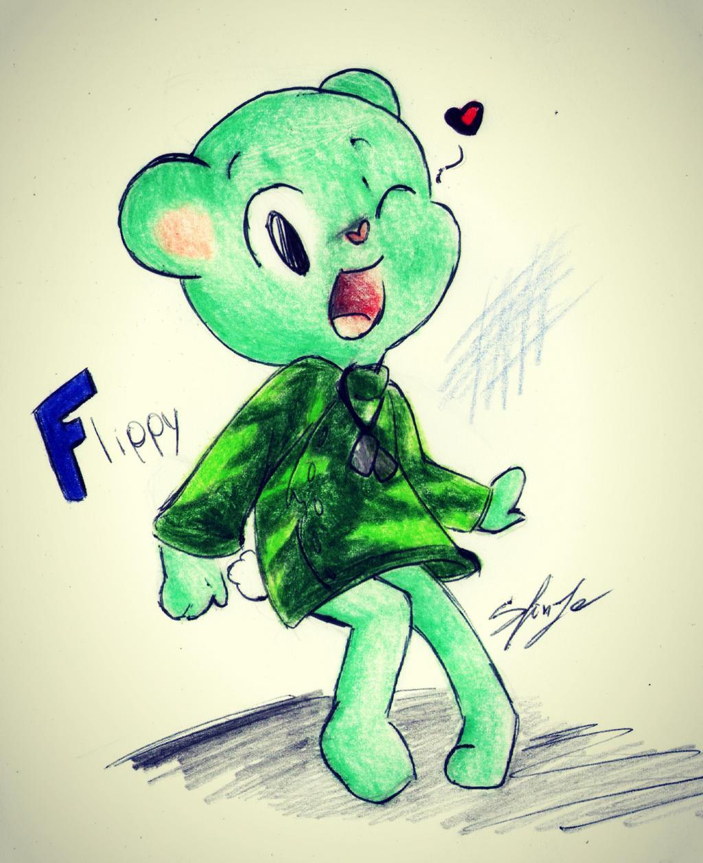 Flippy for HappytreefriendfFAN by SfinJe