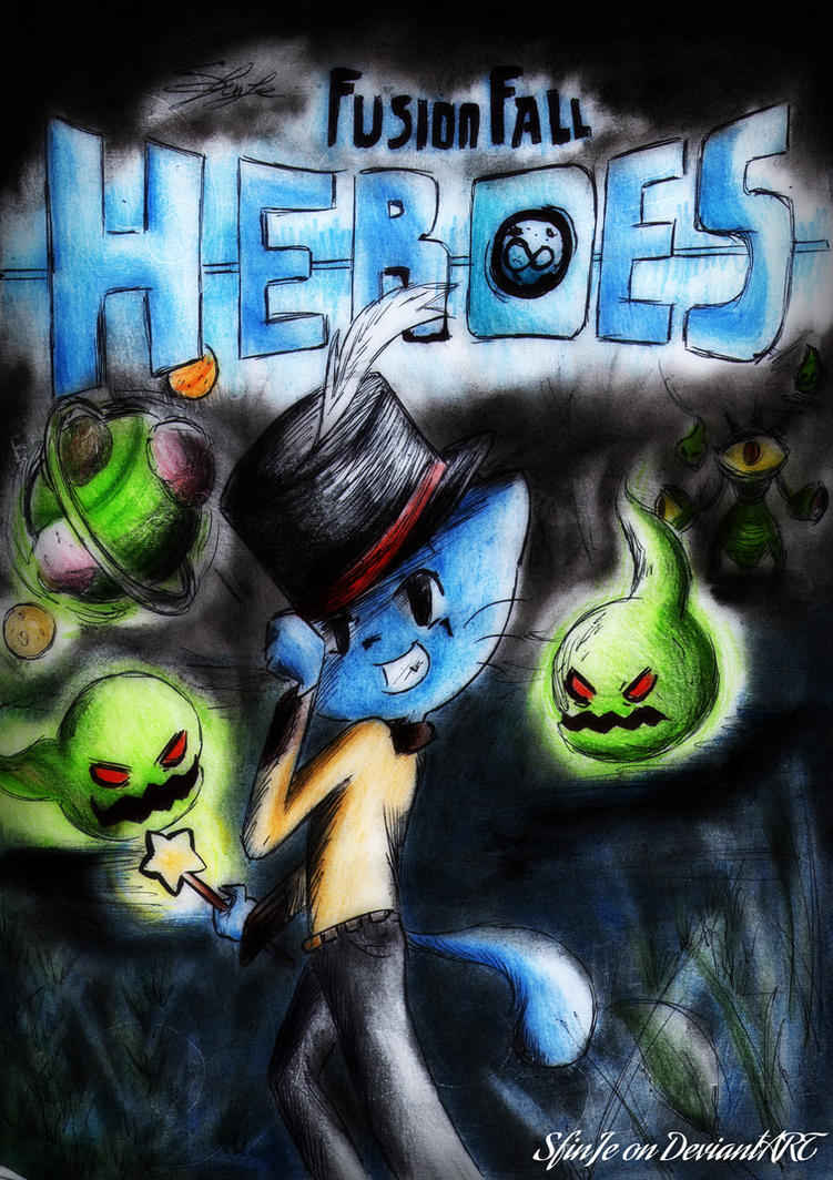 Fusionfall heroes with magic gumball by sfinje on deviantart fusionfall heroes with magic gumball by sfinje voltagebd Gallery
