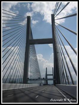 Bridge in Hongkong