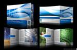 DNV brochure layout design