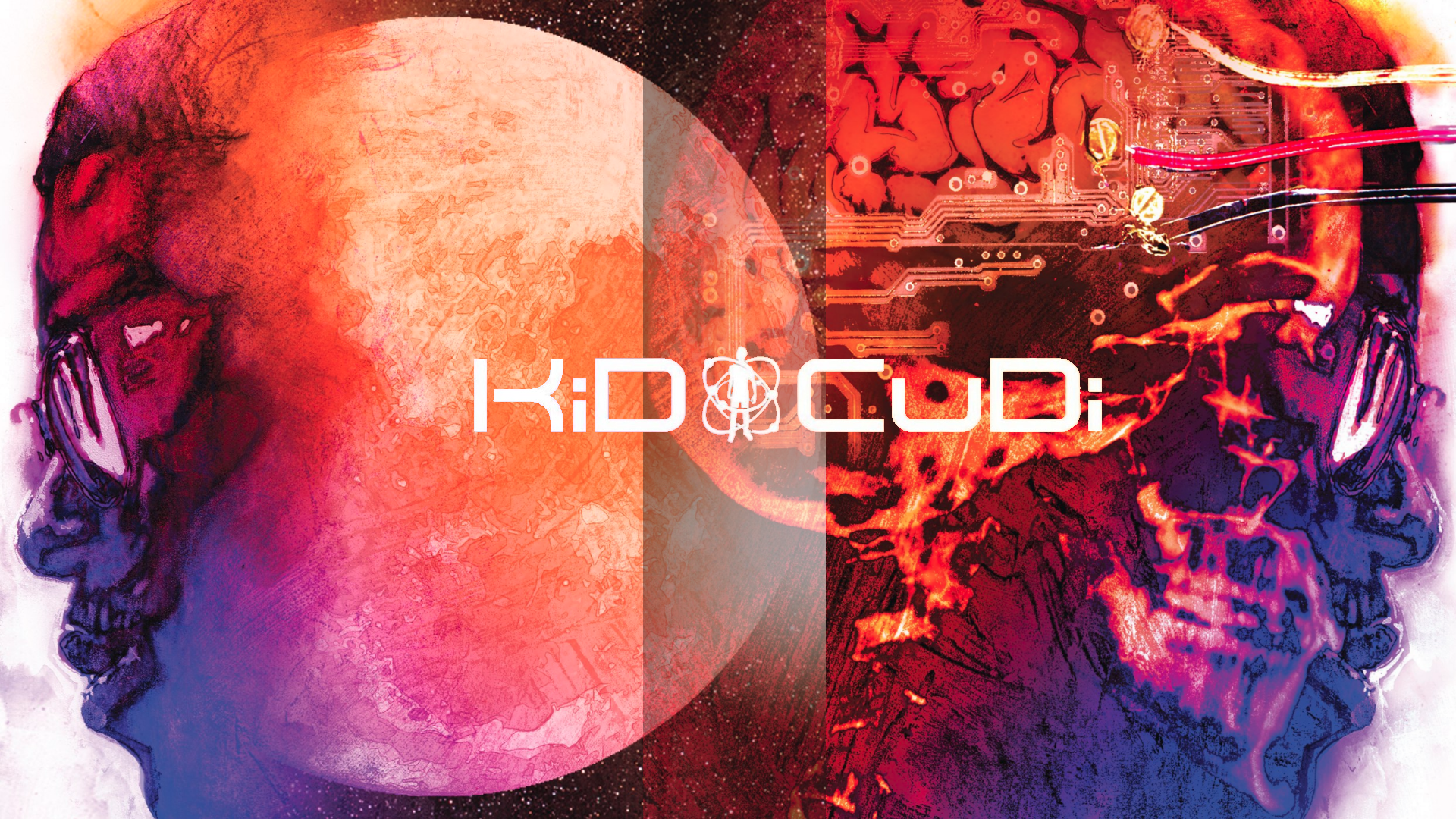 Kid Cudi Man On The Moon Wallpaper By Killeraxolotl On Deviantart
