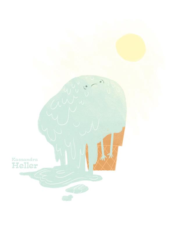 Summer Heat by KassandraHeller