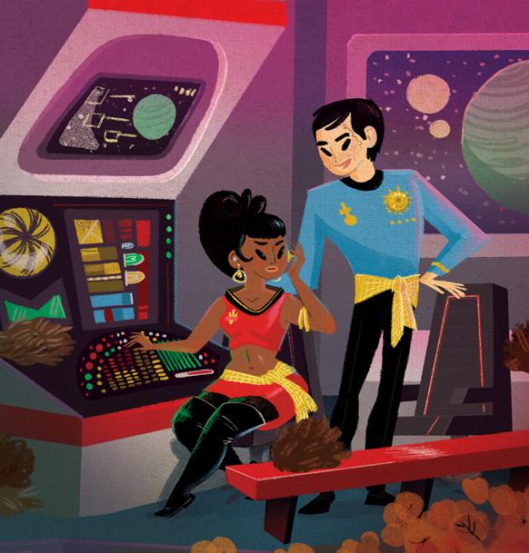 Star Trek Mirror Mirror by KassandraHeller