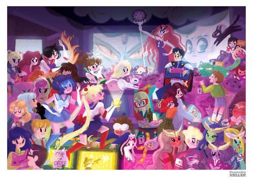 Sailor Moon Arcade