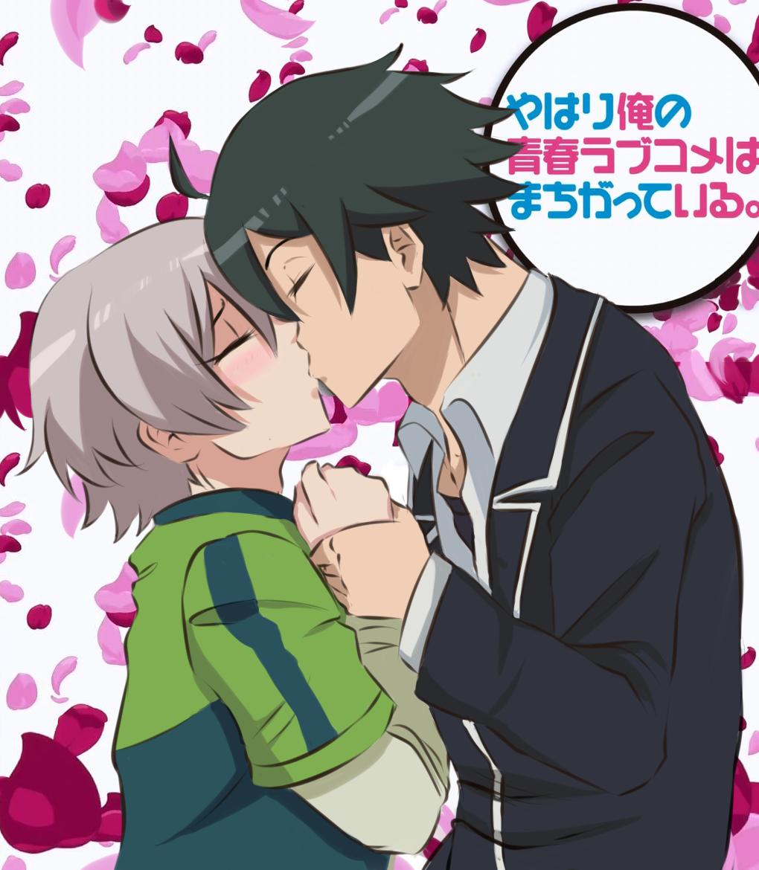 yahari ore no seishun love come wa machigatteiru ending a relationship