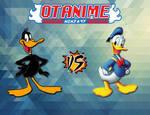 Daffy Duck vs Donald Duck