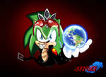 Scourger The owner of the world