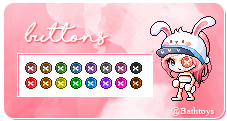 [ F2U ] Button-aholic by Bathtoys