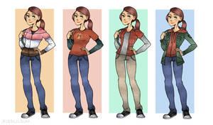 Ellie - Seasons