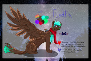 (Current) Tundra Ref by Pastel-Pheasant