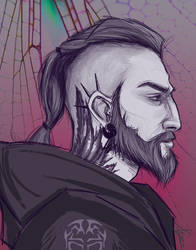 Hawke from the MagicPunk Universe