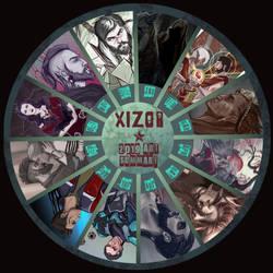 Xiz0r's Art Summary 2019