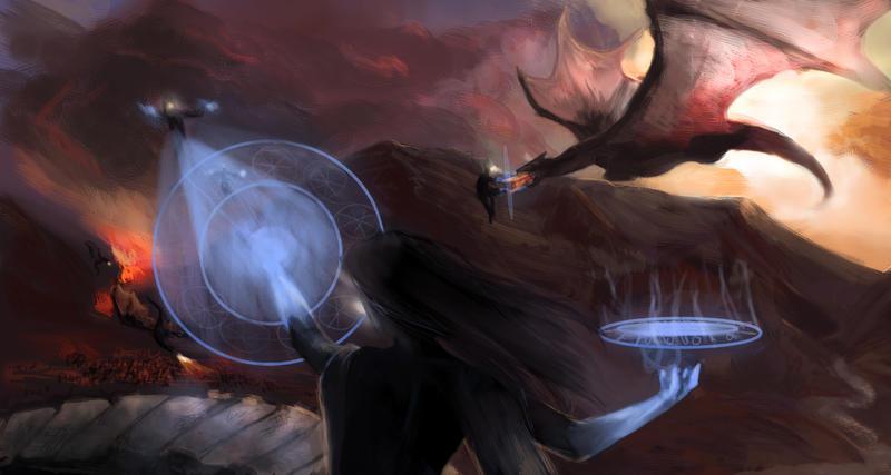 speedie: defending the citadel