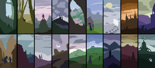 Landscape Thumbs