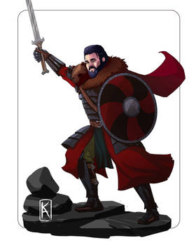 Bart the fantasy Varangian