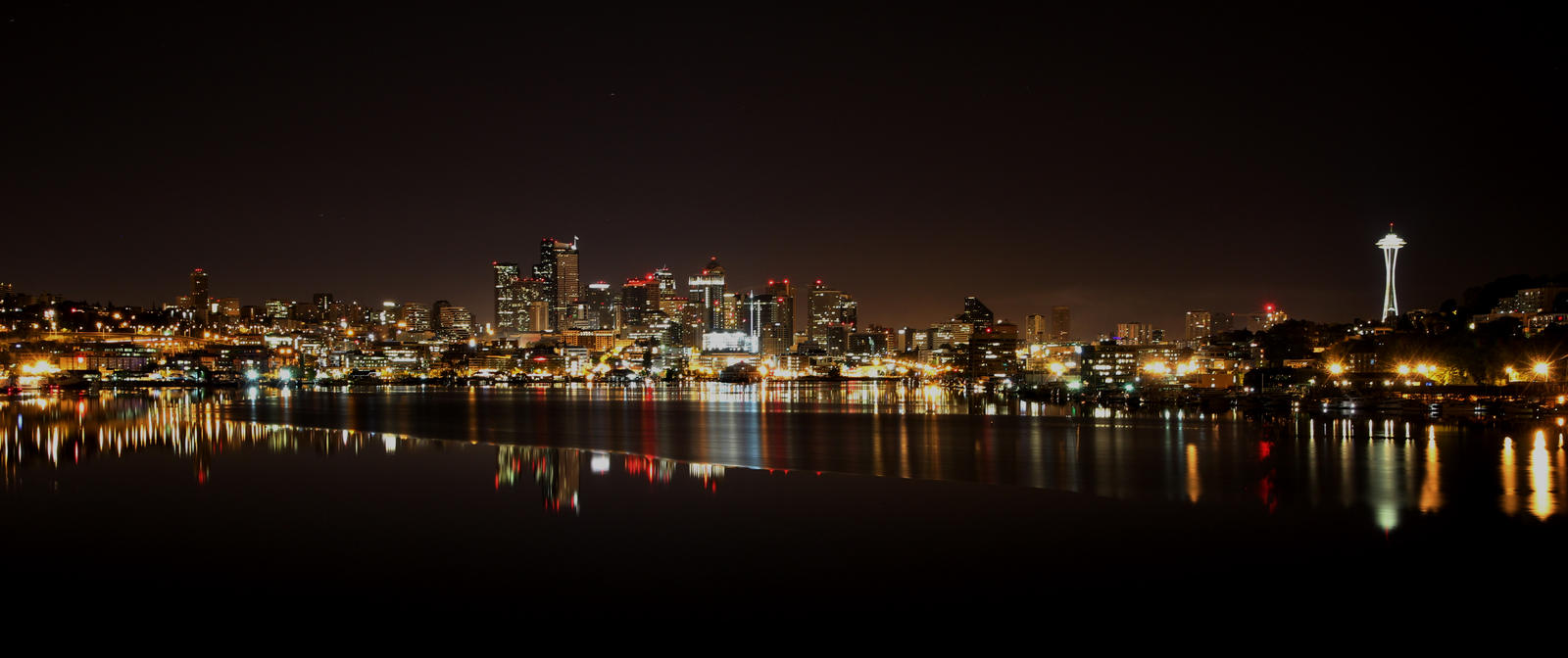 seattle panoramic 1 by photoboy1002001 on deviantart seattle at by limitlis on deviantart 669