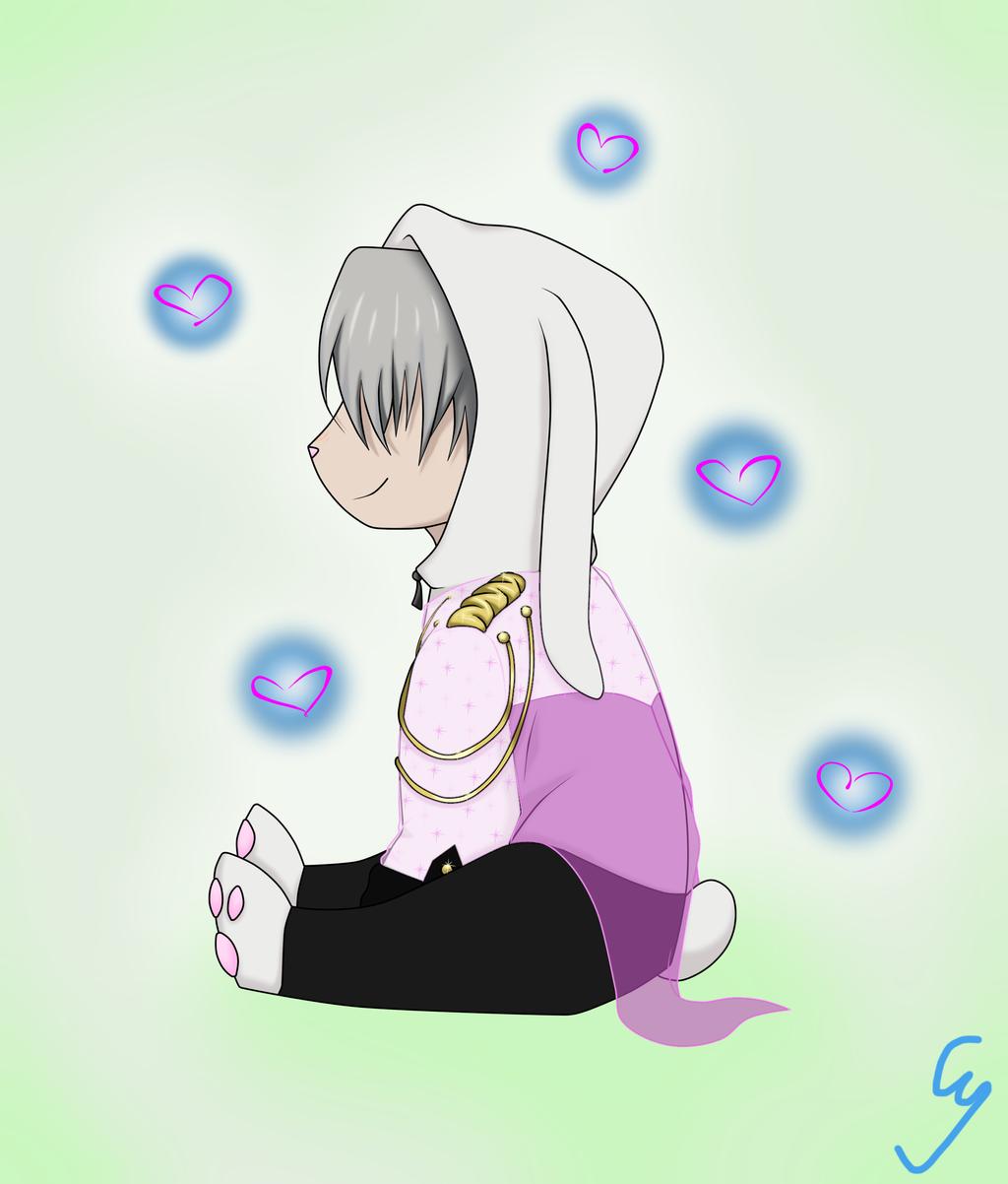 Bunny Vitya by Anonymous---Lucifer