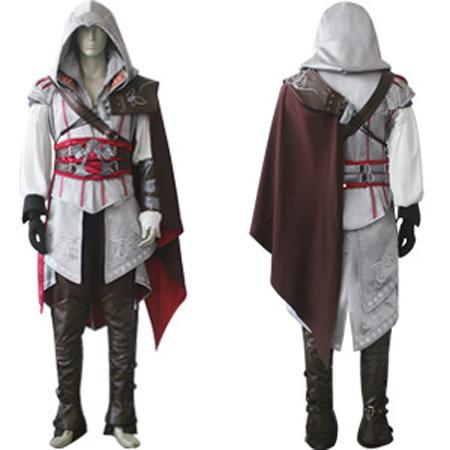 Assassin's Creed Ii Ezio Men's Cosplay Costume by morseedwina ...