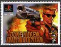 Duke Nukem Time To Kill Stamp by Wesker500
